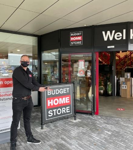 Budget Home Store XXL Nijmegen | Afspraak maken